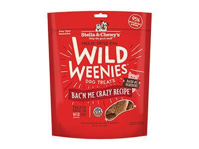 Wild Weenies Bac'n Me Crazy