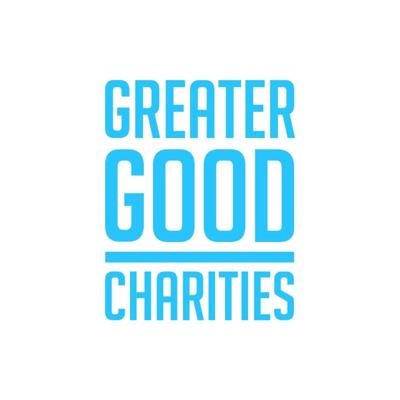greater good charities logo