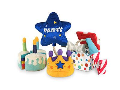 Party Time Plush Toy Collection