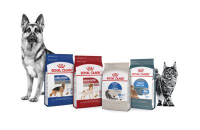 Royal Canin, product shot