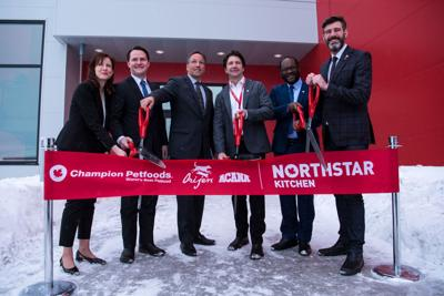 Champion Petfoods Celebrates Opening of NorthStar Kitchen