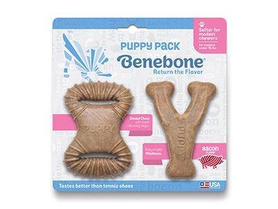 Benebone Puppy Pack