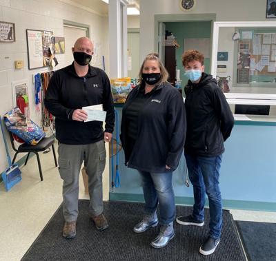 Petland Charities donates Athens