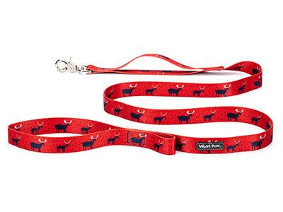 Snowflake and Elk Collars and Leashes