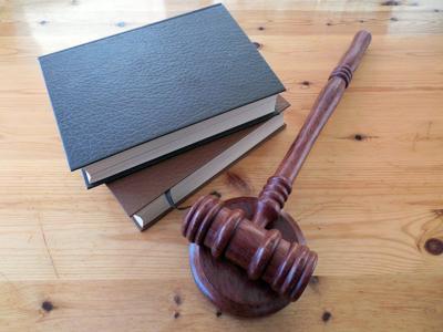 Pixabay, law books, gravel