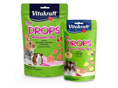 Vitakraft Star Drops and Drops Mini