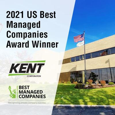 Kent Corp. 2021 Business Award