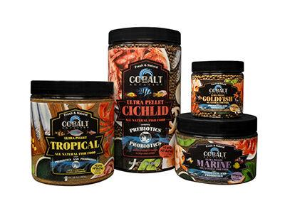 Ultra Pellet Fish Foods