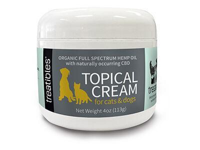 Treatibles Topical Cream