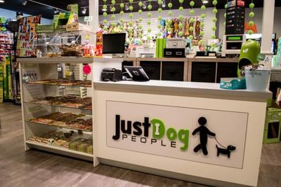 Dogs Rule at This North Carolina Pet Store