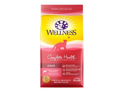 Wellness Complete Health with Wholesome Grains