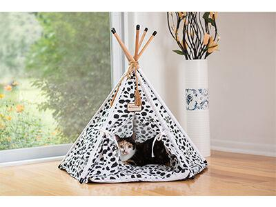 Armarkat Teepee-style Cat Bed