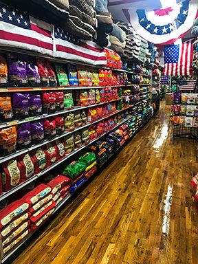 Flag-Bearing Foods