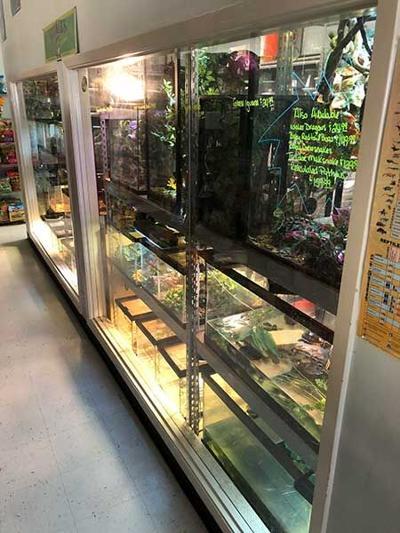 Highlighting Habitats