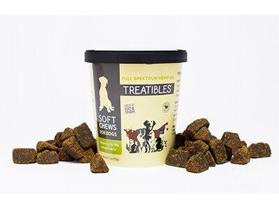 Treatibles Soft Chews for Dogs and Cats