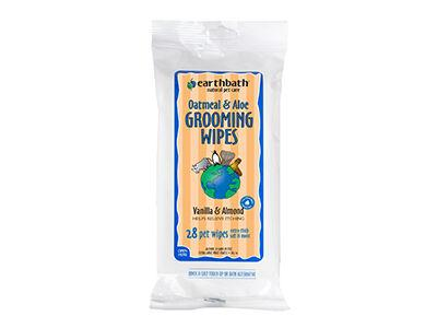 Oatmeal and Aloe Grooming Wipes