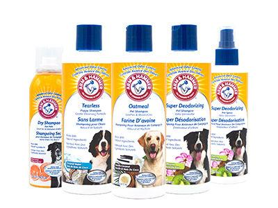 Arm & Hammer Pet Grooming Products