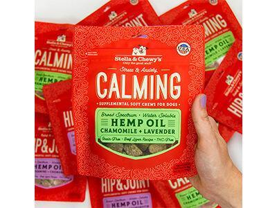 Stella & Chewy's Hemp Oil Supplement Chews