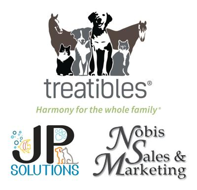 Treatibles, sales partners logo