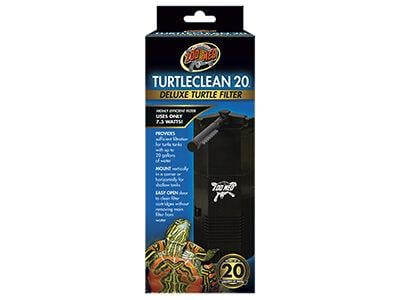 TurtleClean 10 and 20 Deluxe Turtle Filters