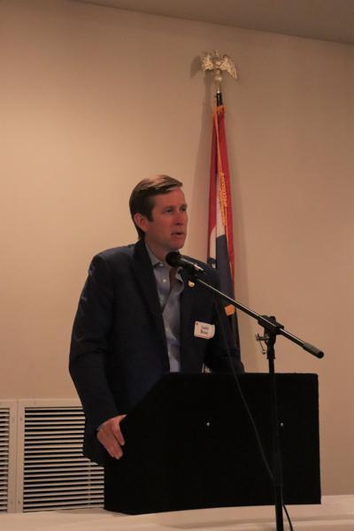Justin Brown, state senator