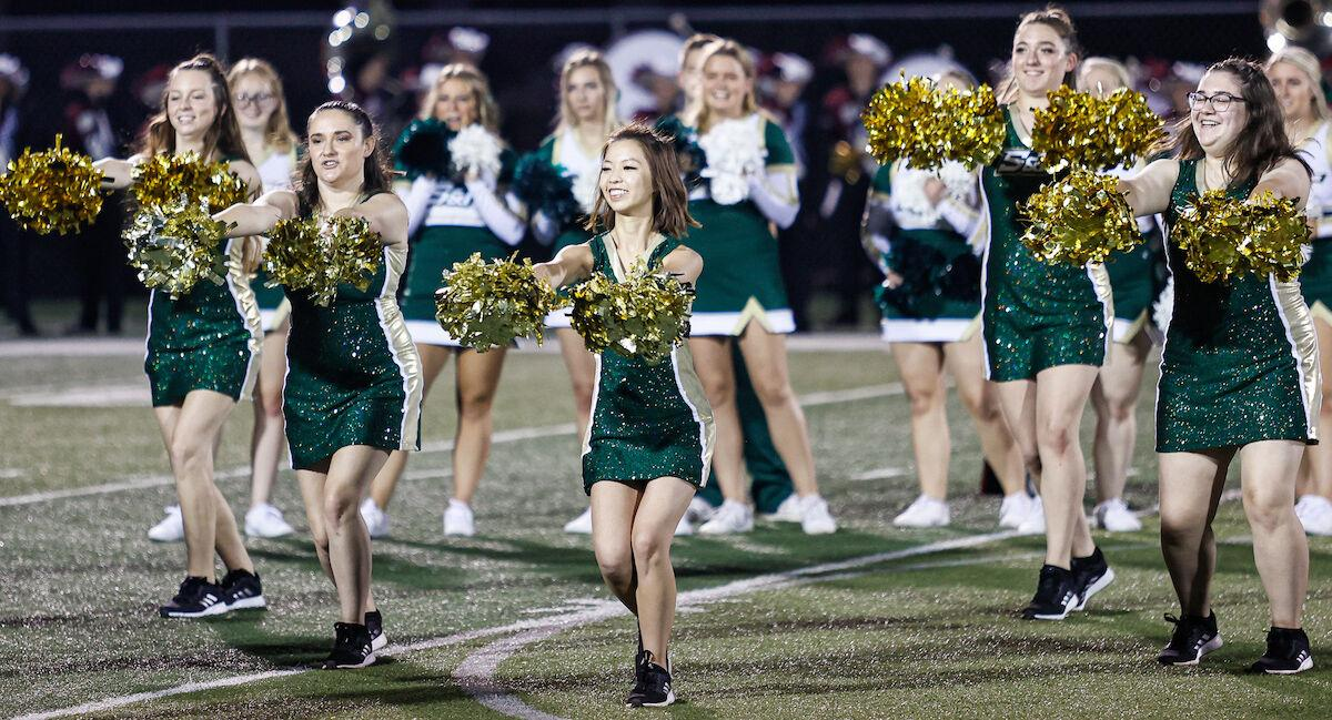 S&T cheer and dance