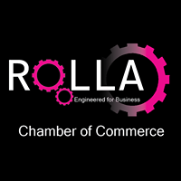 Rolla Chamber of Commerce logo