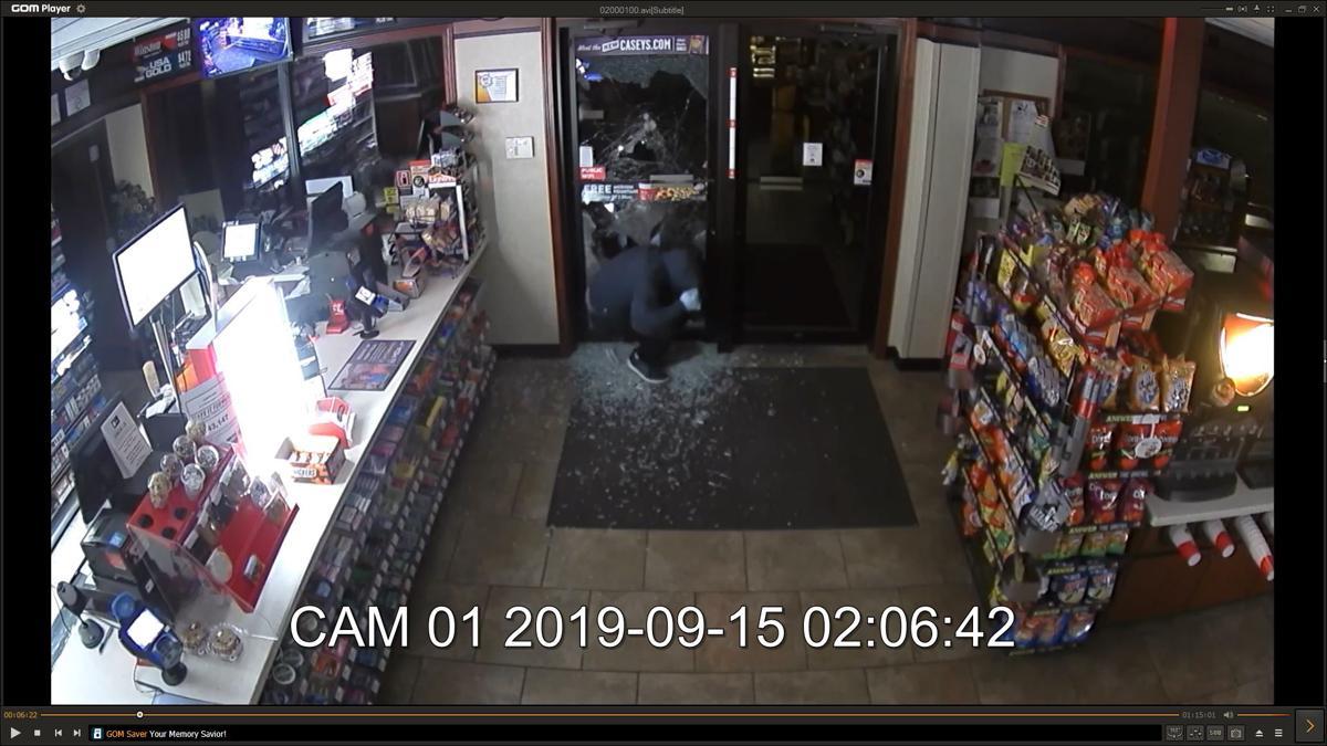 Casey's burglary suspects