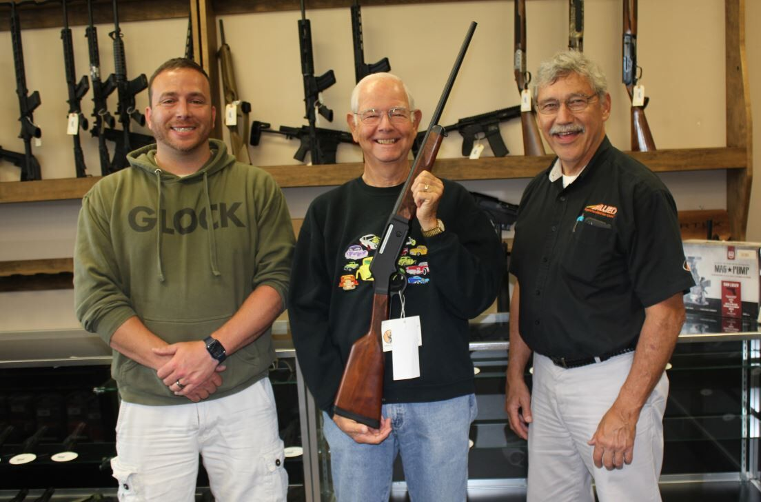 Route 66 Museum of Phelps County gun raffle