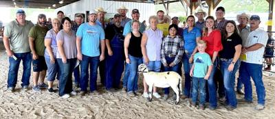 Phelps County says Good-bye to Robin Cook