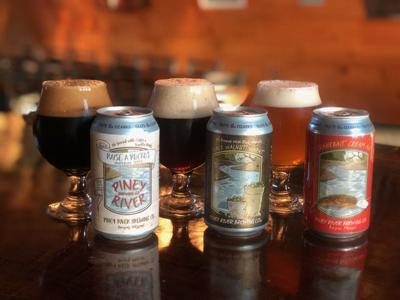 Piney River beer Awards