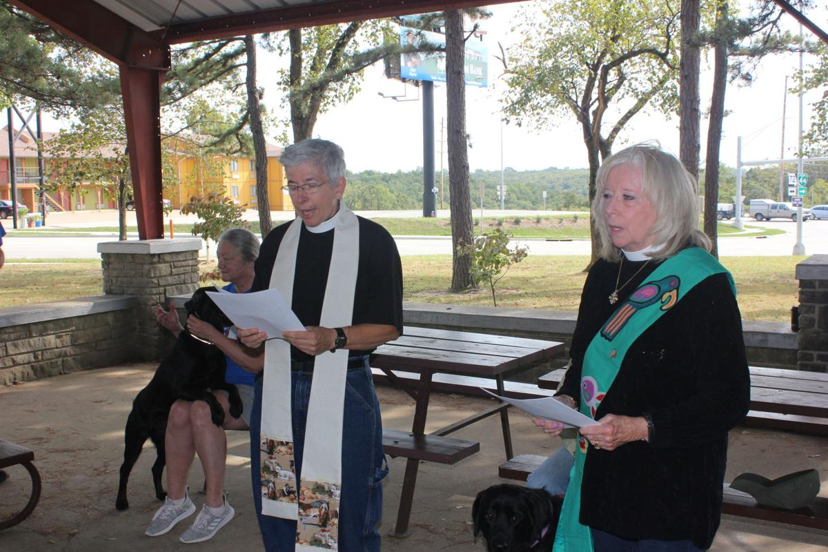 Blessing of the Pets Saturday at Buehler Park