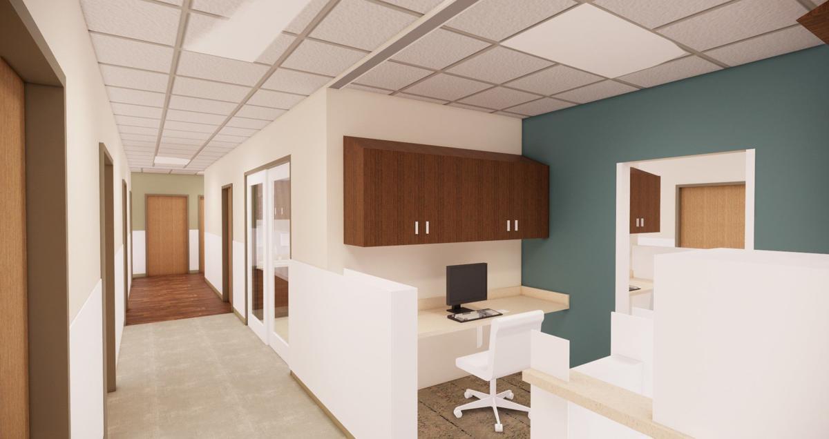 Phelps Health Immediate Care rendering