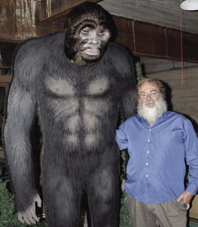 Bigfoot in Salem