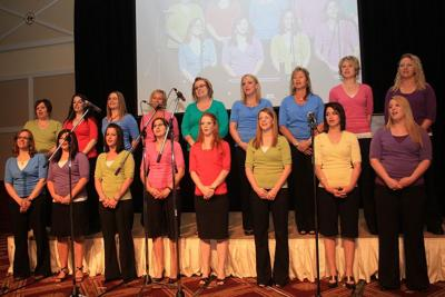 TC girls choir