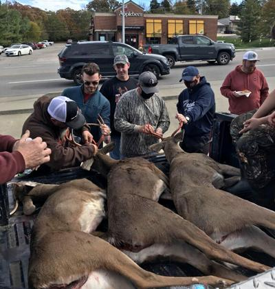 sports feature big buck contest