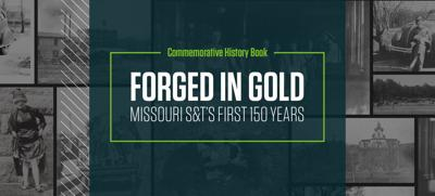 Missouri S&T Forged in Gold