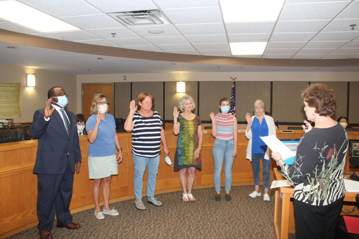 New faces join Rolla City Council