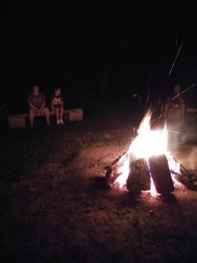 Photo courtesy of Darla Noble - FIRE