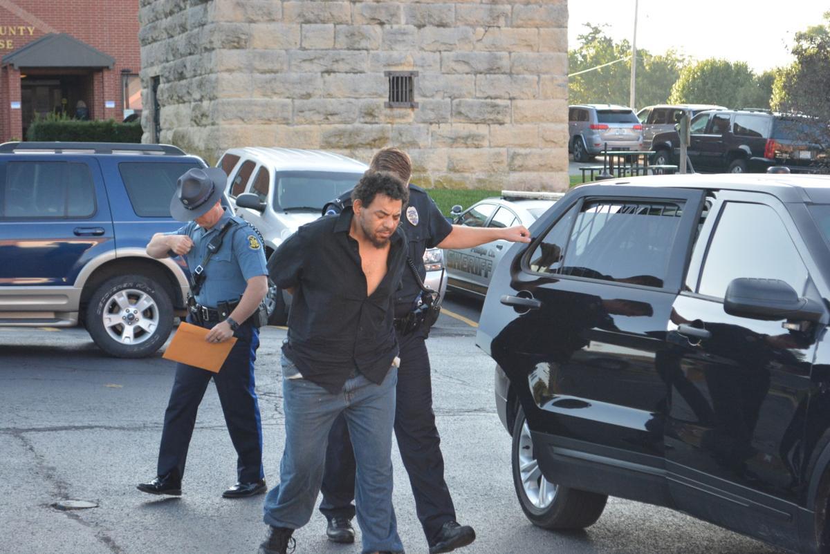 Eighteen alleged drug dealers arrested during Wednesday drug