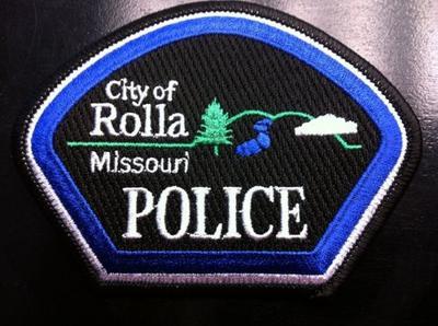 Rolla Police Department Logo