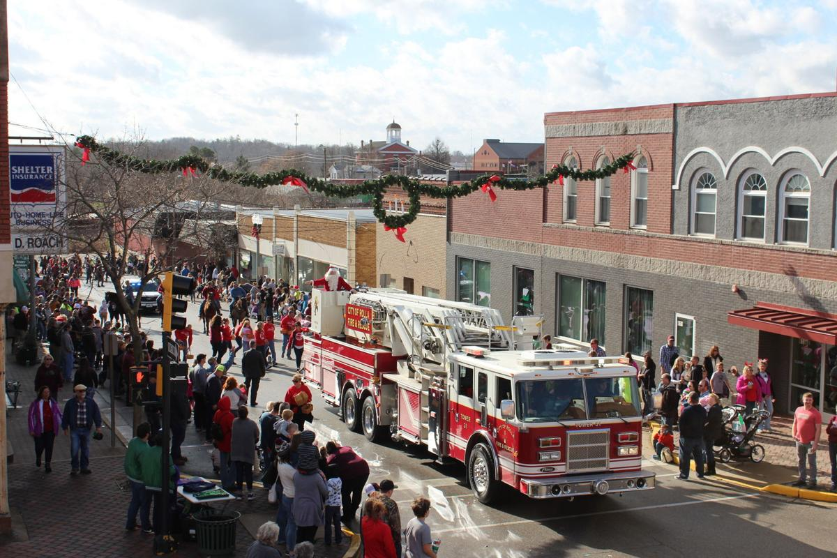 Christmas Parade 2020 Rolla SLIDESHOW: The annual Rolla Christmas Parade | The Focus Insider