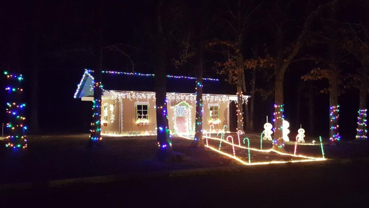 Rolla Christmas Lights Dec 2021 Rolla Lioness Club S Christmas In The Park In Full Swing The Focus Insider Phelpscountyfocus Com