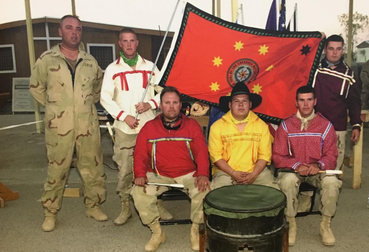120th Combat Engineers Battalion of Okmulgee, Oklahoma