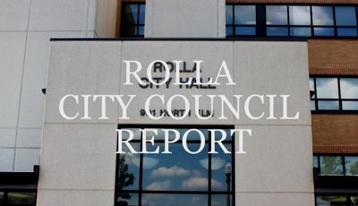 Rolla City Council Report