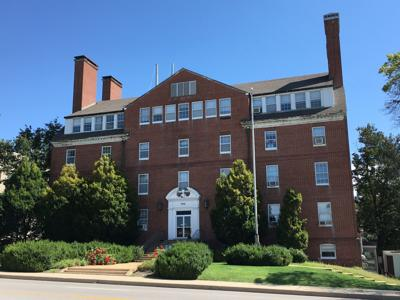 Rolla's old Bureau of Mines building