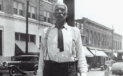 "Filmore Taylor Hancock, or ""Uncle Phil"""