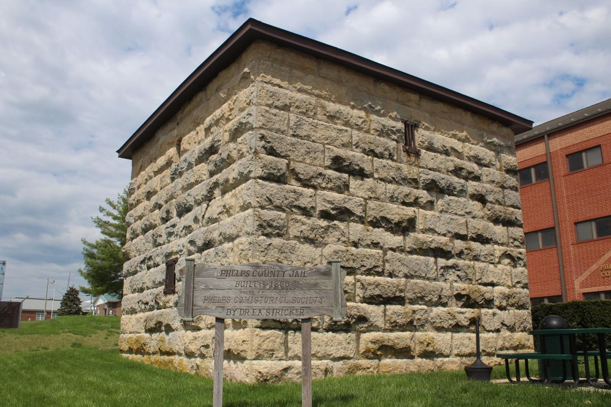 first Phelps County Jail