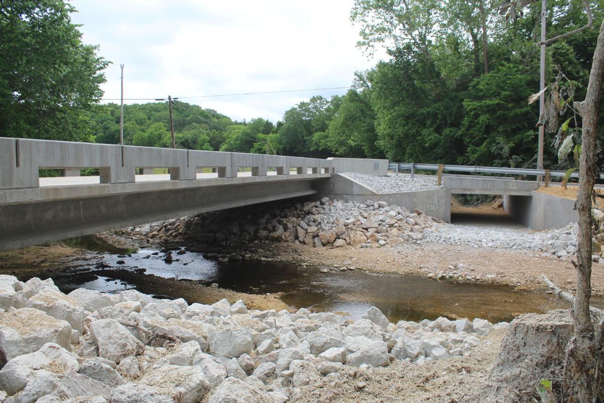 Martin Springs Drive bridge