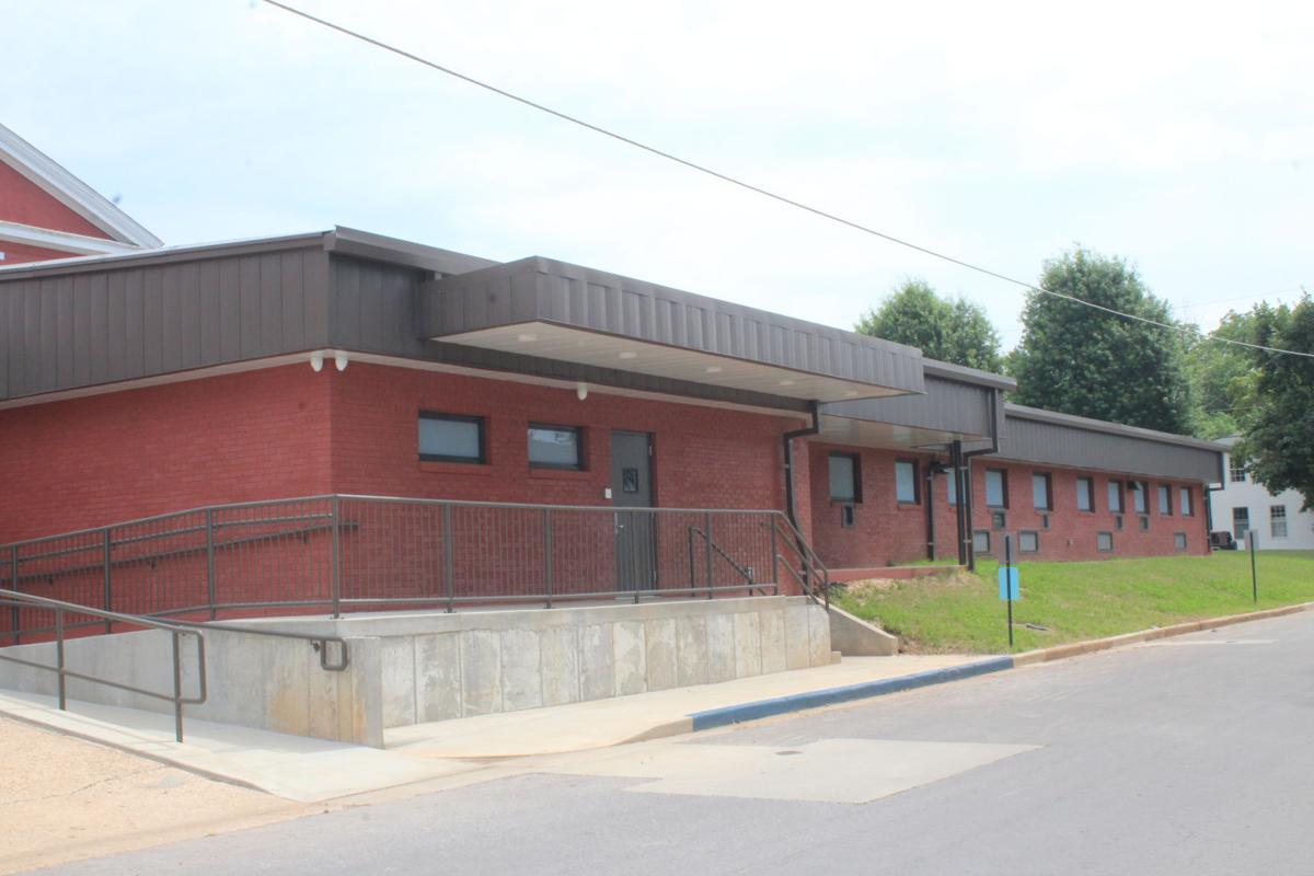 Phelps County's jail annex